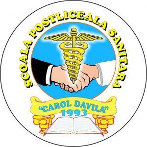 scoala carol davila focșani logo